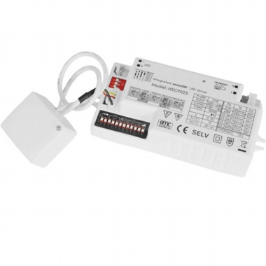Ledison LED Driver with integrated dimming function and microwave sensor