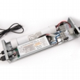 Emergency driver and battery for T8 and T5 LED Tubes