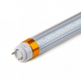 LEDISON T8 Tube, 60cm, 11watt,direct replacement with rotating end caps