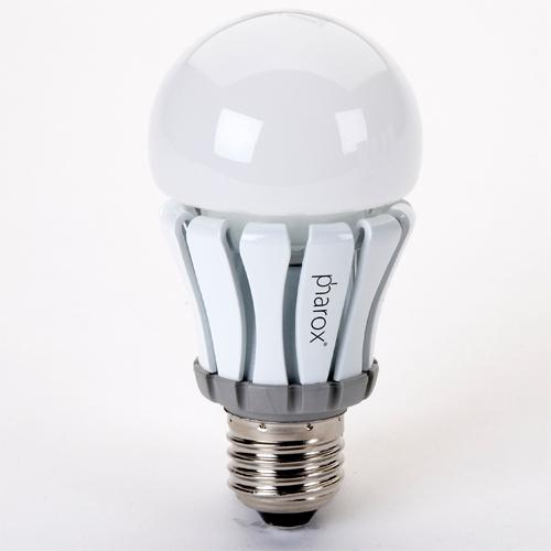 Led Light Fittings Price: Pharox 600, 9w, 600lm, LED Bulb