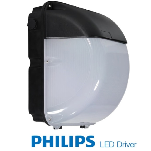 Philips Commercial Led Lights: LED Wall 40W Fitting IP65