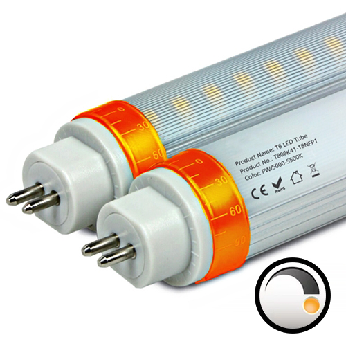 2x Led Under Cabinet Strip Lights 12w Led 12v Driver: Ledison T5 LED Tube Dimmable 90CM, 12W