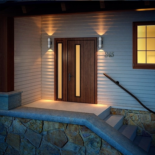 Artika V3 Outdoor Indoor Wall Light Led Voltacon