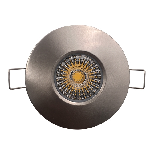 Altair Fire Rated Downlight 8watt Tri Colour Ip44 Voltacon