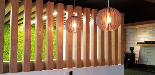 Projects | Rhino Interiors in Coventry use our LED Link